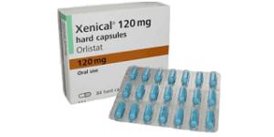 capsulas Xenical 120mg